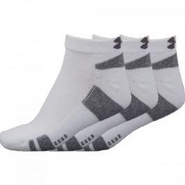 Ponožky Under Armour Heatgear 3 páry bílé
