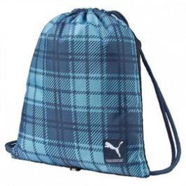 Dámská taška Puma Academy Gym Sack blue hea