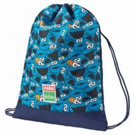 Dámská taška Puma Sesame Street Gym Sack blue Je
