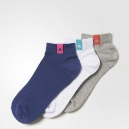 Ponožky adidas Performance PER LA ANKLE 3P