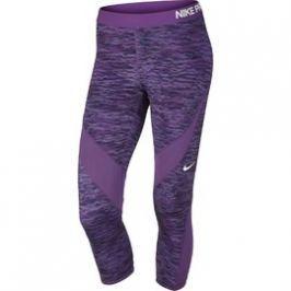 Dámské legíny Nike PRO HC CAPRI REFLECT