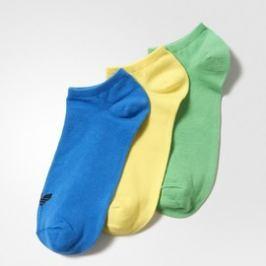 Pánské Ponožky adidas Performance TREFOIL LINER