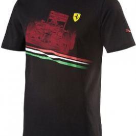 Pánské tričko Puma SF Graphic Tee 1 black