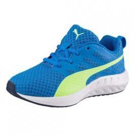 Dětské běžecké boty Puma Flare Mesh Jr Electric Blue Le