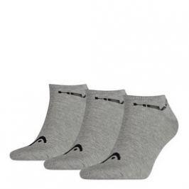 Unisex ponožky Head Sneaker 3 páry