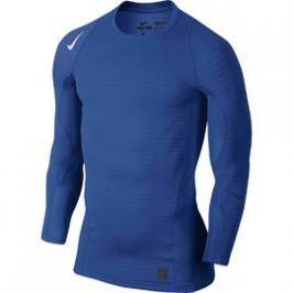 Pánské kompresní tričko Nike WARM COMP LS CREW