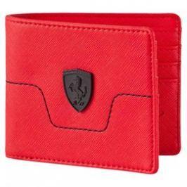 Pánská Peněženka Puma Ferrari LS Wallet M Rosso Cors