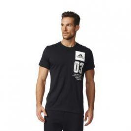 Pánské tričko adidas CITY NEW YORK