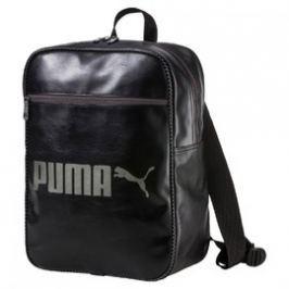 Unisex taška Puma Campus Backpack Black