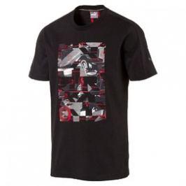 Pánské tričko Puma Ferrari Ferrari Graphic Tee Moonless N