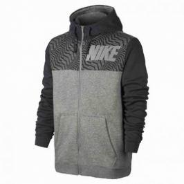 Pánská mikina Nike M NSW HOODIE FZ FLC GX