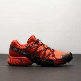 Pánské Běžecké boty Salomon SPEEDCROSS VARIO 2 GTXR Scarle