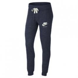 Dámské Tepláky Nike W NSW GYM VNTG PANT