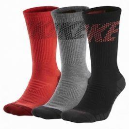 Ponožky U NK DRYCUSHCREW 3PR-KNURLING