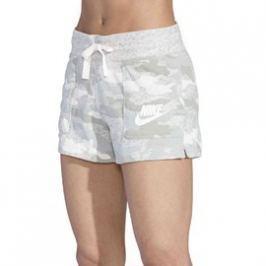 Dámské Kraťasy Nike W NSW GYM VNTG SHORT CAMO
