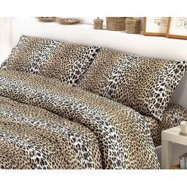 Gipetex Natural Dream Italské povlečení bavlna LUX Maculato - 140x200cm / 70x90cm