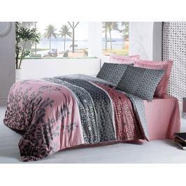 Cottonbox Cottonbox povlečení bavlněný satén Pink Savour - 140x200 / 70x90 cm