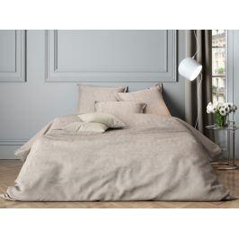 Mistral home Mistral Home povlečení bavlněný satén Paisley Chateu grey 140x200/70x90cm