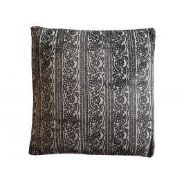 Home collection Dekorační polštář s indickými motivy 45x45 cm