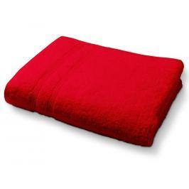TODAY Ručník 100% bavlna Pomme d'ammour - červená - 50x90 cm