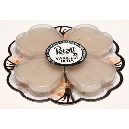 Price´s PETALI vonné vosky Černá vanilka, vůně 4x8hodin