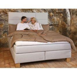 Spirit Luxusní kontinentální postel SPIRIT continental MAYOR - 140x200 cm