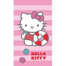 CTI Osuška Hello Kitty Deauville jarní kolekce 70x120 cm