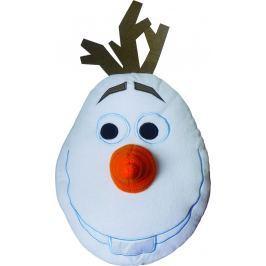 CTI 3D polštářek Frozen Olaf (Ledové království) 40 cm