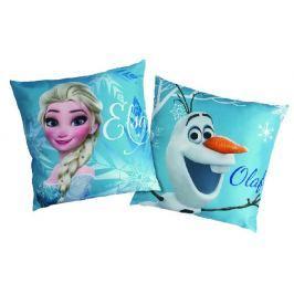 CTI Polštářek Frozen Enjoy (Ledové království) 40x40 cm