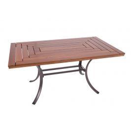 WELLINGTON stůl - černý (FSC) ROJAPLAST