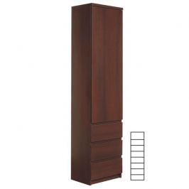 Vysoká skříňka, sosna lareto, PELLO TYP 10 10020606 Tempo Kondela