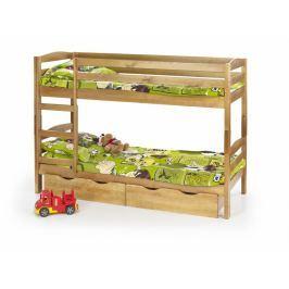 Dětská dvoupatrová postel Sam Halmar