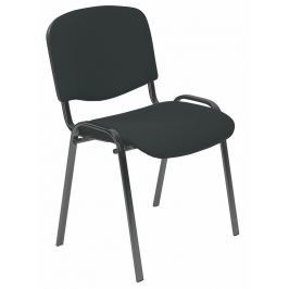 Konferenční židle ISO černá Halmar