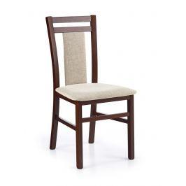 Jídelní židle Hubert 8 Halmar bílá