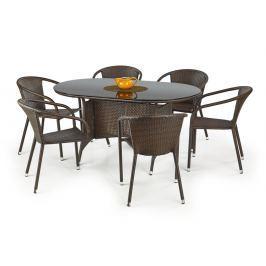 Zahradní stůl MASTER Halmar