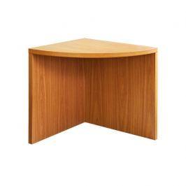 Rohový obloukový stůl OSCAR T05 třešeň Tempo Kondela
