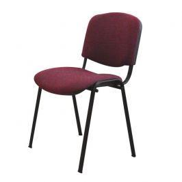 Kancelářská židle ISO NEW bordó Tempo Kondela