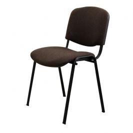 Kancelářská židle ISO NEW hnědá Tempo Kondela