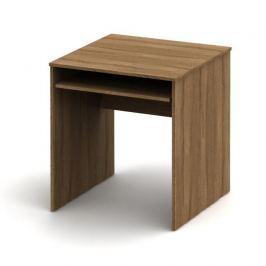 Stůl psací s výsuvem, bardolino tmavé, TEMPO AS NEW 023 0000109769 Tempo Kondela