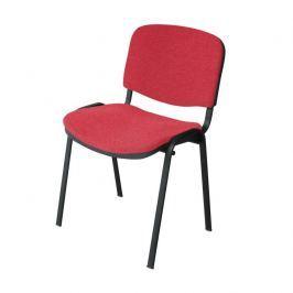 Kancelářská židle ISO NEW červená Tempo Kondela
