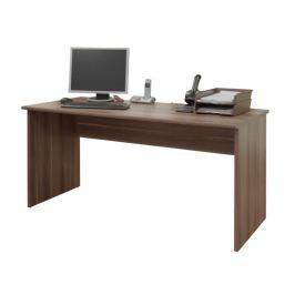 Psací stůl, švestka, JOHAN NEW 01 0000185598 Tempo Kondela
