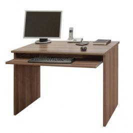 Psací stůl, švestka, JOHAN NEW 02 0000185600 Tempo Kondela