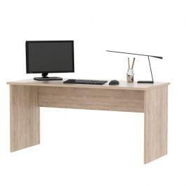 Psací stůl, dub sonoma, JOHAN NEW 01 0000185297 Tempo Kondela