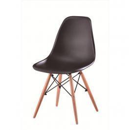 Židle CINKLA 2 NEW černá / buk Tempo Kondela