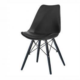 Židle KEMAL černá Tempo Kondela