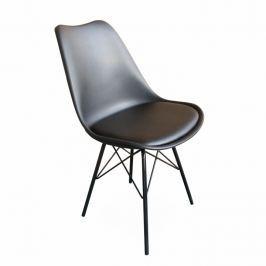 Židle TAMORA černá Tempo Kondela