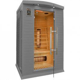 Infračervená sauna GH0727 šedá
