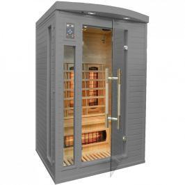 Infračervená sauna GH2038 šedá