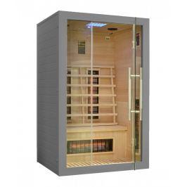Infračervená sauna GH1236 šedá
