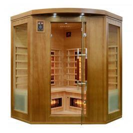 Rohová infračervená sauna GH6632